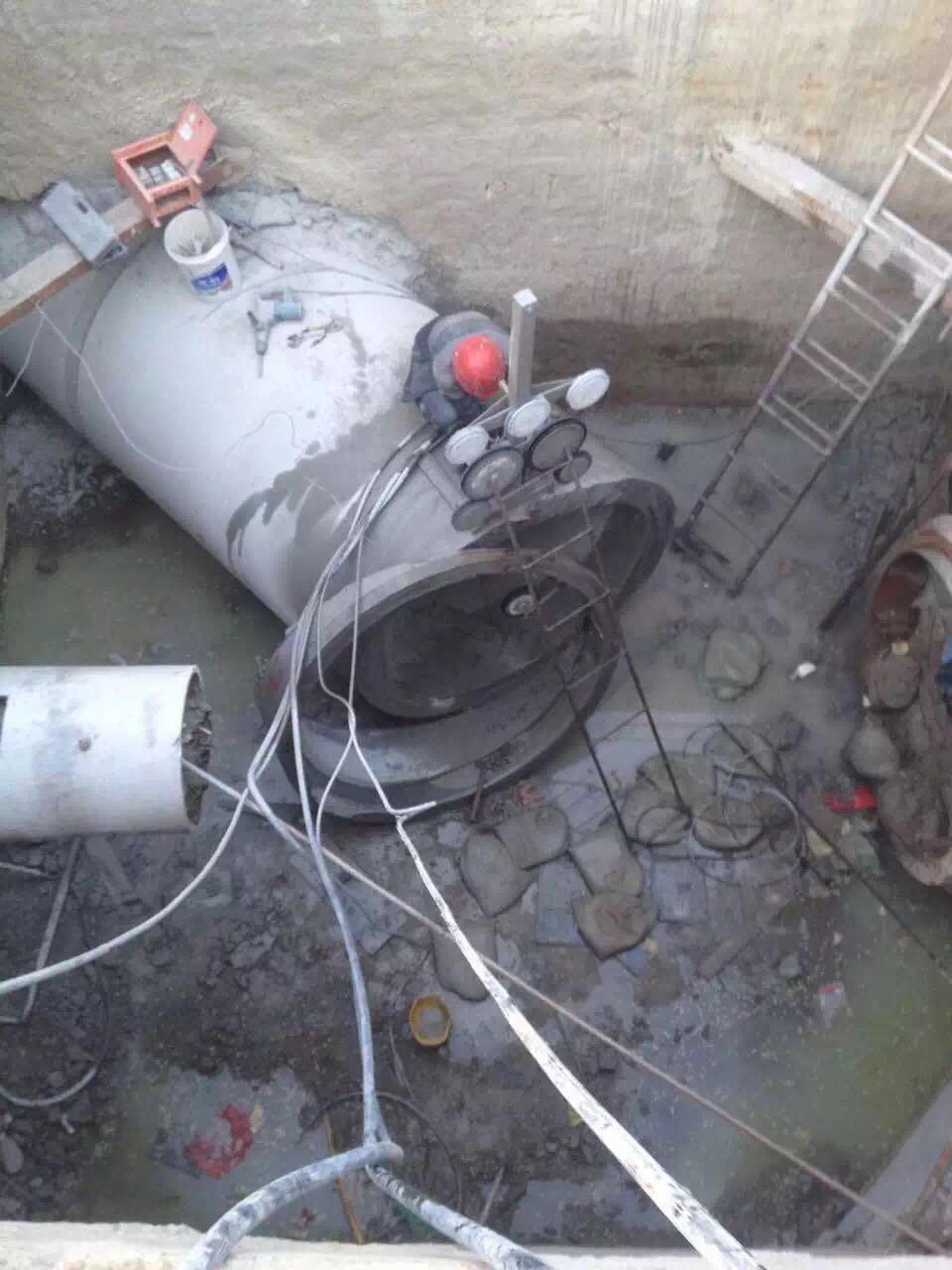 石家庄电厂烟道改造切割拆除|绳锯切割拆除-设备优势